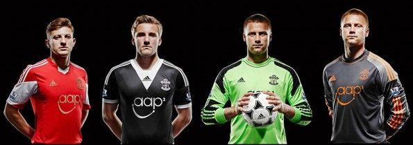 Divise Southampton 2013-2014 Adidas