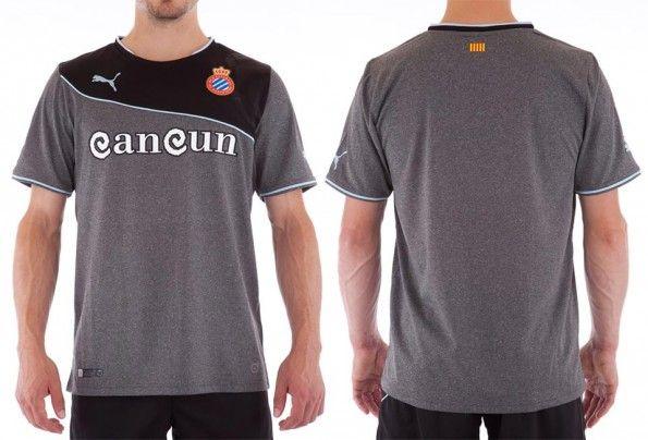 Seconda maglia Espanyol 2013-2014