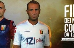 Divise Genoa 2013-2014 Lotto