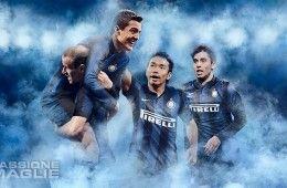 Presentazione kit Inter 2013-2014 Nike