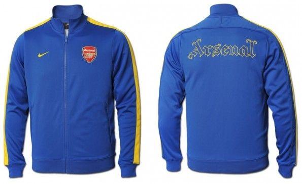 Jacket N98 Arsenal Nike 2013-14