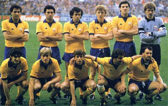 Juventus 1983-84 Coppa delle Coppe