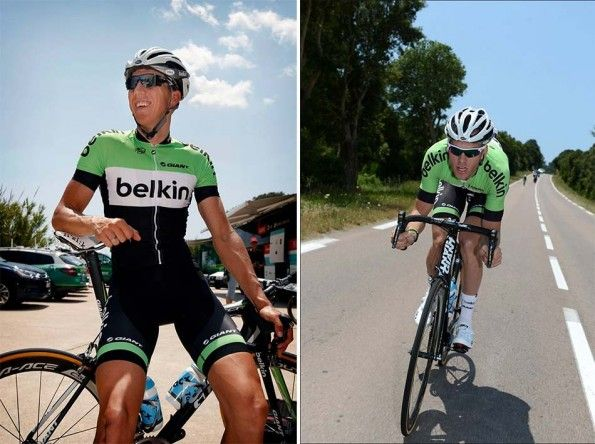 Kit Belkin ProCycling Team