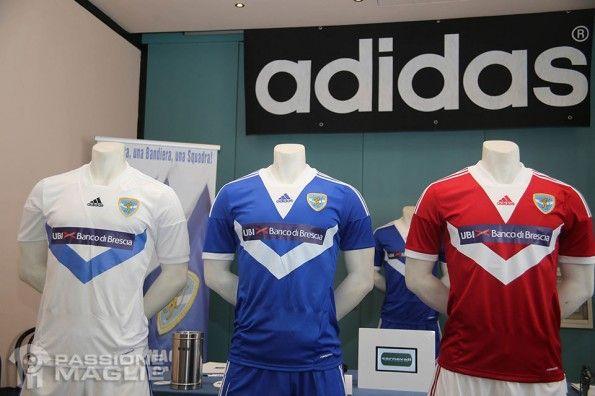 Kit Brescia 2013-2014 adidas