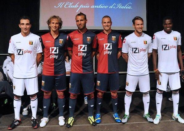 Kit Genoa 2013-2014 Lotto