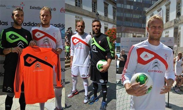 Kit portiere Celta Vigo adidas