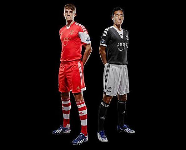 Kit Southampton 2013-2014 Adidas