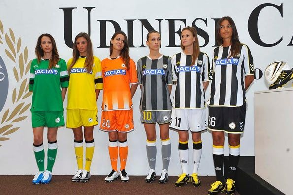 Kit Udinese 2013-2014 HS Football