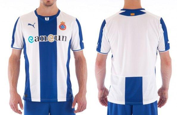 Maglia Espanyol 2013-2014 Puma