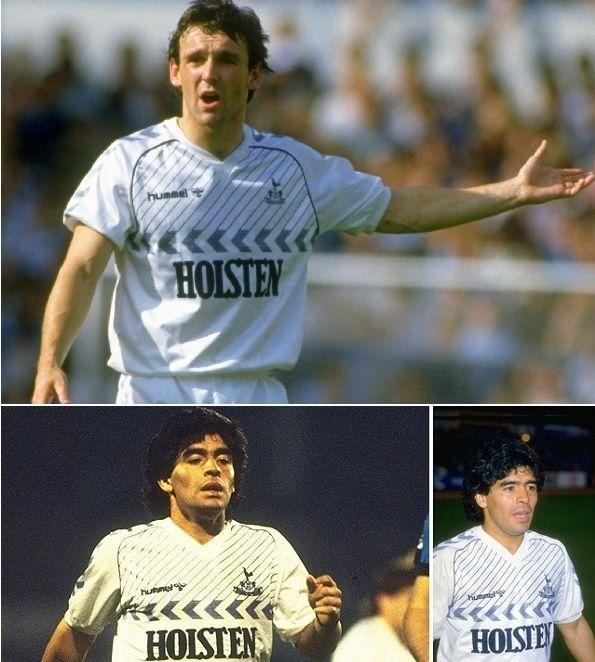 Maglia Tottenham 1985-1987 Hummel
