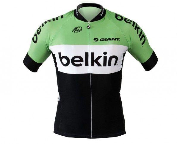 Maglia Team Belkin 2013