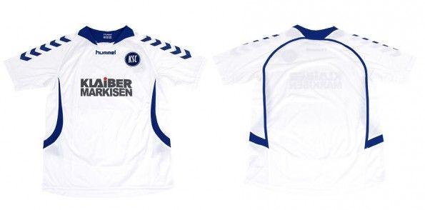 Seconda maglia Karlsruhe 2013-2014