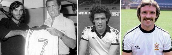 Maglie Fulham adidas 1977-1981