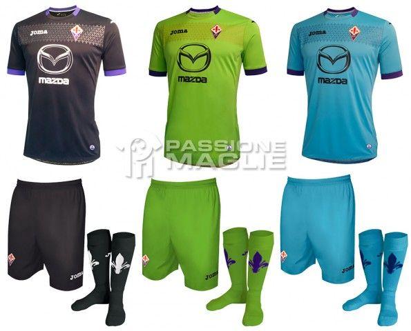 Maglie Fiorentina 2013-2014 Joma tutte le foto dei kit ufficiali