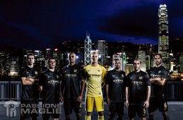 Kit away Manchester City 2013-2014