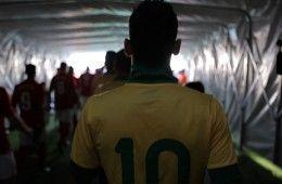 Neymar scende in campo