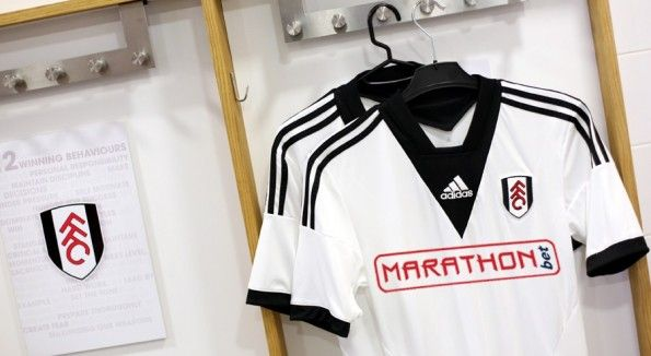 Sponsor Marathon maglia Fulham
