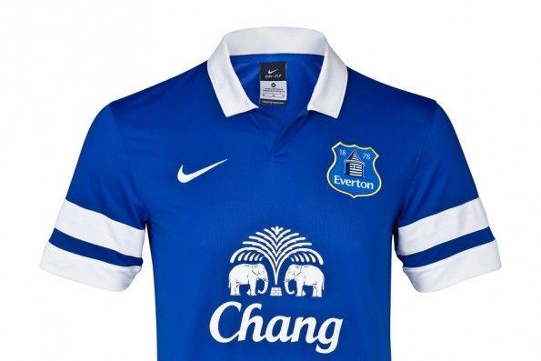 Maglia Everton 2013-2014 Nike