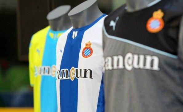 Kit Espanyol 2013-2014 Puma