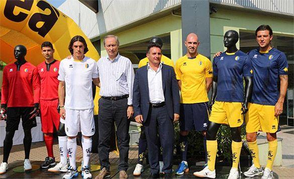 Presentazione maglie Modena 2013-2014