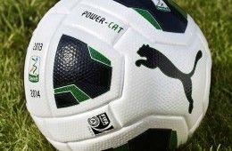 Il pallone ufficiale Puma per la Serie B 2013-2014