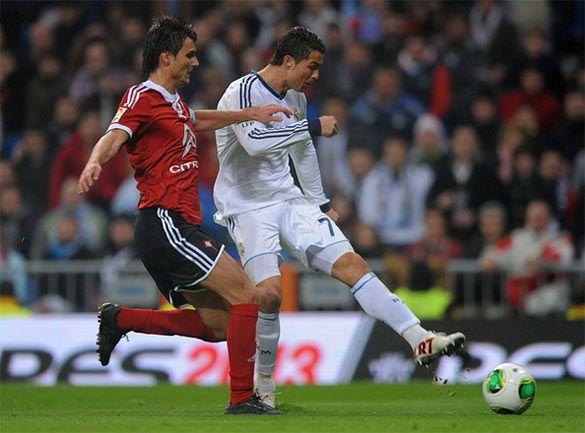 Real Madrid-Celta Vigo 2013