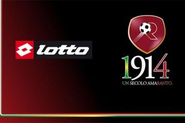 Lotto sponsor tecnico Reggina