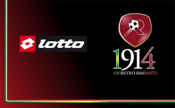 Lotto sponsor tecnico Reggina
