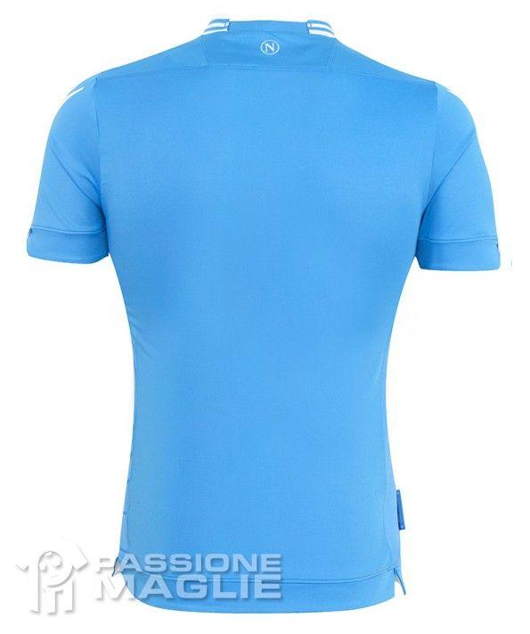 Retro maglia Napoli home 2013-14
