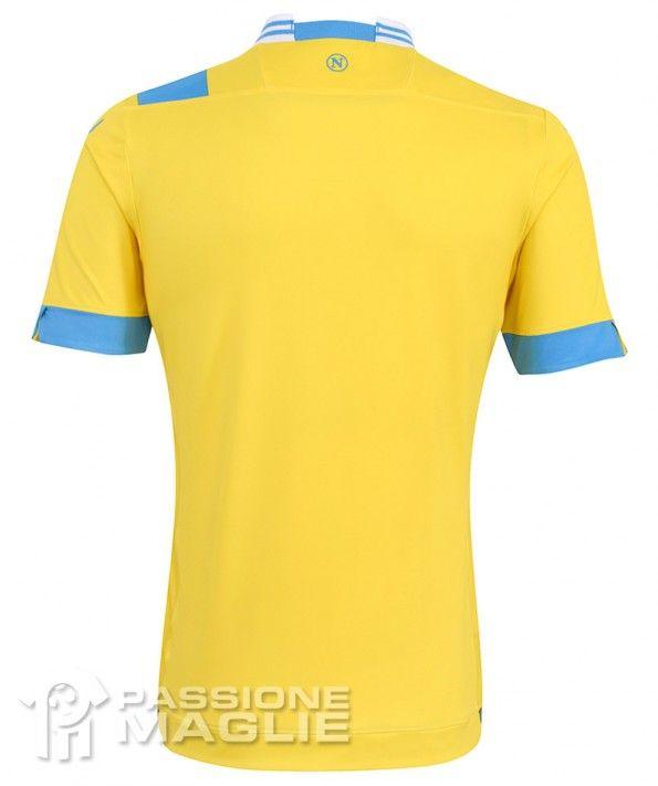 Retro terza maglia Napoli 2013-2014