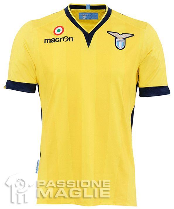 Seconda maglia Lazio 2013-2014