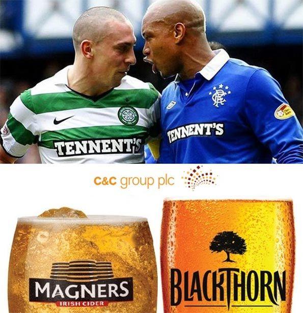 Main sponsor di Celtic e Rangers