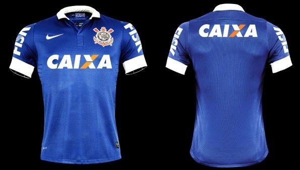 Terza maglia Corinthians 2013