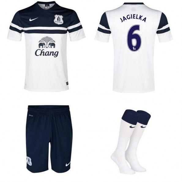 Terza divisa Everton 2013-2014 Nike