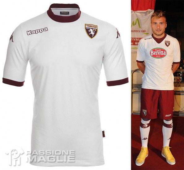 Seconda maglia Torino 2013-2014