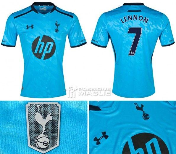 Seconda maglia Tottenham 2013-2014