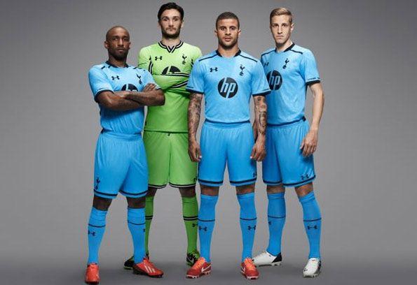 Tottenham kit away 2013-2014