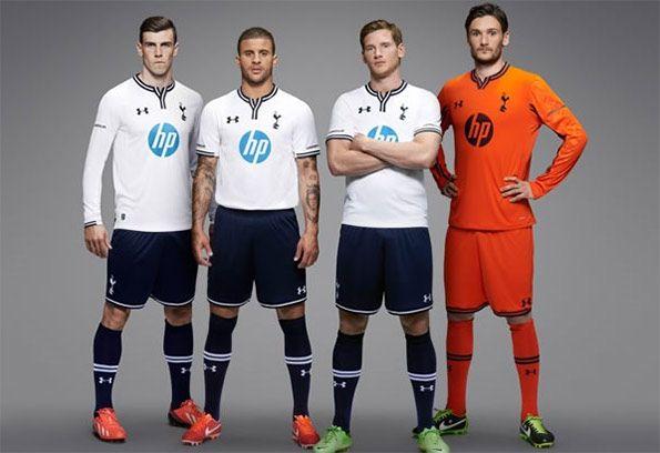 Tottenham kit home 2013-2014