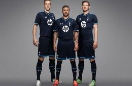 Third kit Tottenham 2013-14 Under Armour