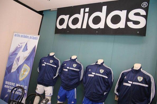 Tute Brescia adidas 2013-2014
