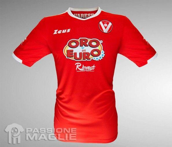 Seconda maglia Varese 2013-2014