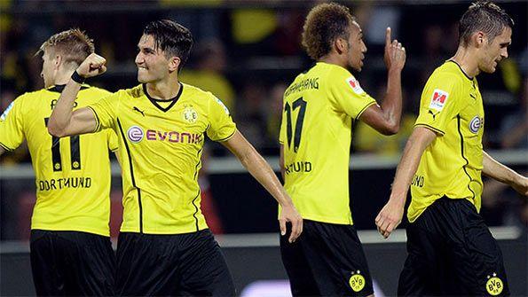 Borussia Dortmund maglia 2013-14
