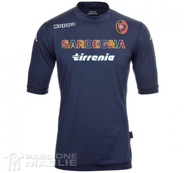 Quarta maglia Cagliari 2013-2014