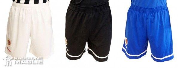 Pantaloncini Ascoli 2013-2014