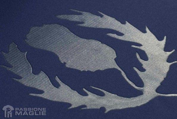 Cardo impresso schiena kit Scozia