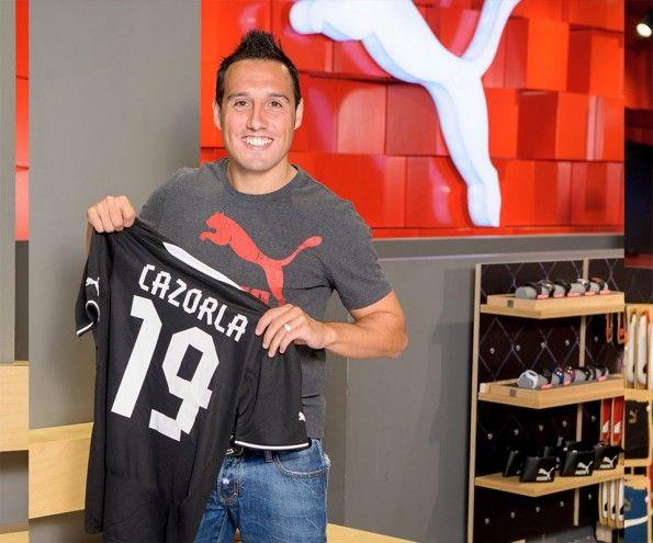 Santi Cazorla testimonial Puma