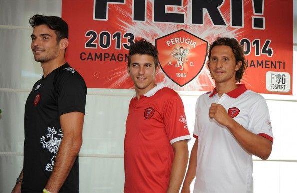 Divise Perugia 2013-2014