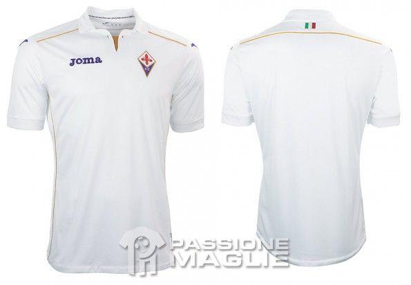 Maglia away Fiorentina Joma Europa League 2013-14