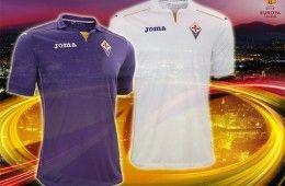 Fiorentina Europa League kit