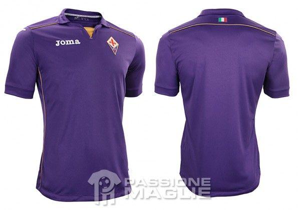 Maglia Fiorentina Europa League 2013-14